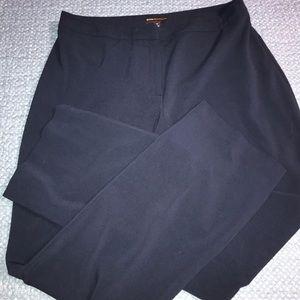 Navy Blue Dress Pants. Sz 16